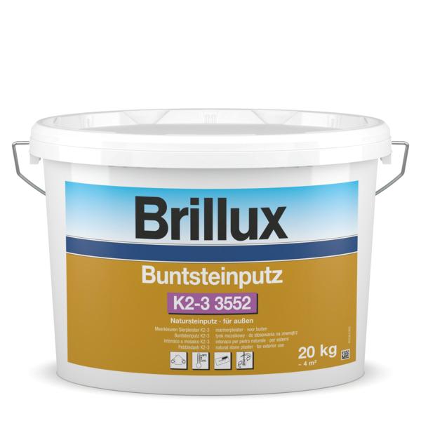 Buntsteinputz 3552, 20 Kg
