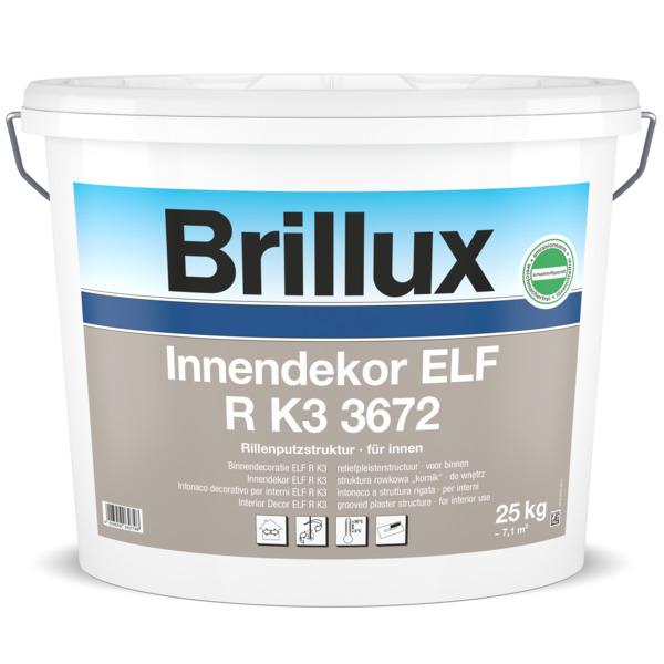 Innendekor ELF R K3 3672, 25 Kg weiß
